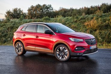 Opel Grandland X :  Easy to use and live with!