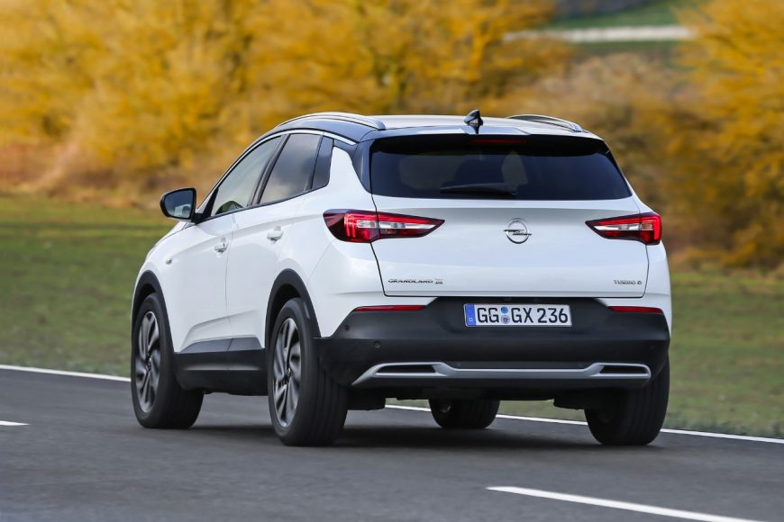 2018 Opel Grandland X Ultimate