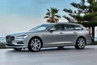 Volvo V90:  a truly magnificent machine to behold, stylish and comfortable!