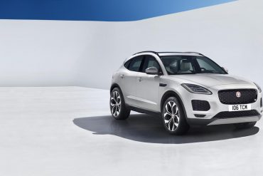 E PACE : Jaguar's little crossover, F-Type-inspired looks and engaging drive