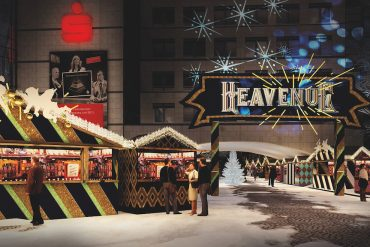 HEAVENUE Cologne – the gay Christmas market!