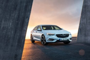 Opel Insignia Grand Sport: a striking stylish machine built for work