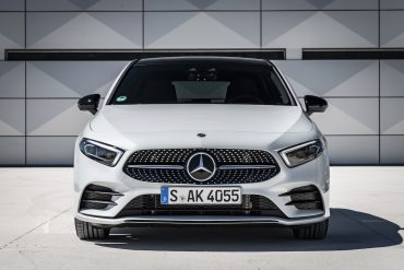 The new Mercedes A-Class: a car that knows everything about you!