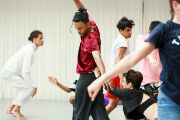 P.A.R.T.S. students organise 12 day-long dance festival in Brussels