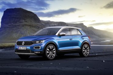 T-Roc : rugged design and trendy name for one of the greatest suv on the market!