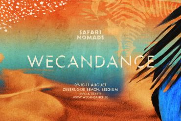 WE CAN DANCE festival –  9 to 11 August  –  Zeebrugge Beach