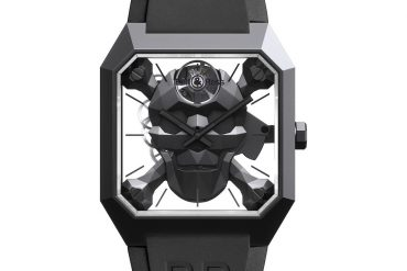 Bell & Ross unveiled its latest Skull watch model