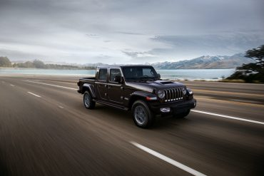 100% pickup: Gladiator adds further practicality to the iconic Jeep Wrangler's
