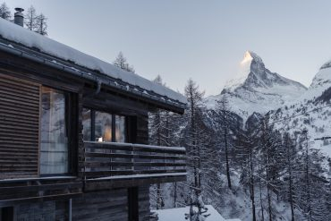 Zermatt's Cervo Mountain Resort relaunches with new concept