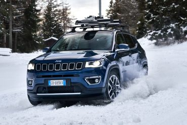 JEEP COMPASS Trailhawk PHEV: add some adventure into your life!