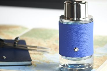 Explorer Ultra Blue By Montblanc: an energizing journey across waters